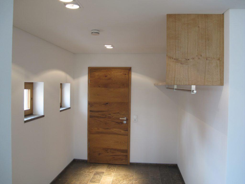 Innentüren - Zimmertüre Eiche astig