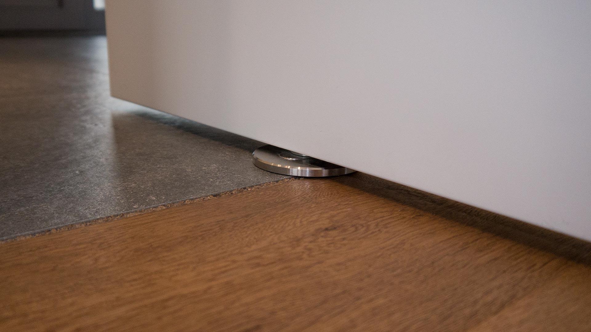 Pivot-Tür-Beschlag zur Montage am Fußboden