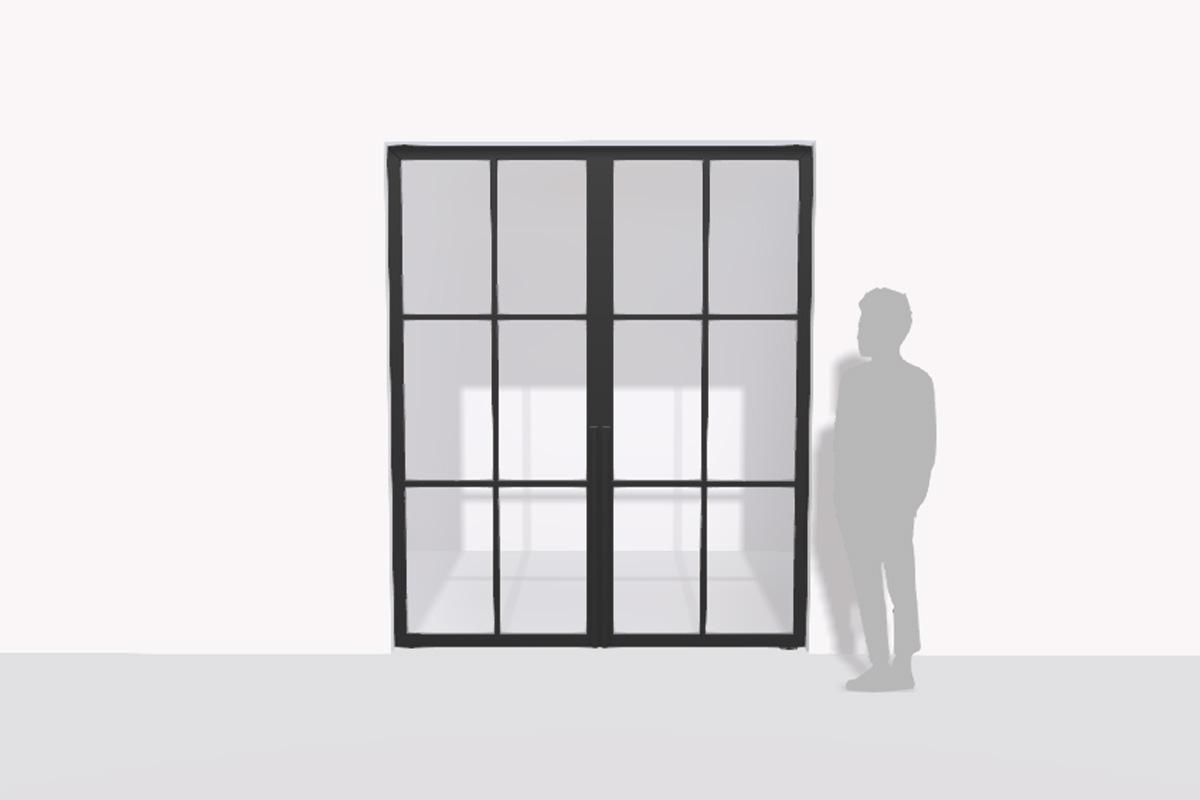 Loft-Tür Preisbeispiel 2