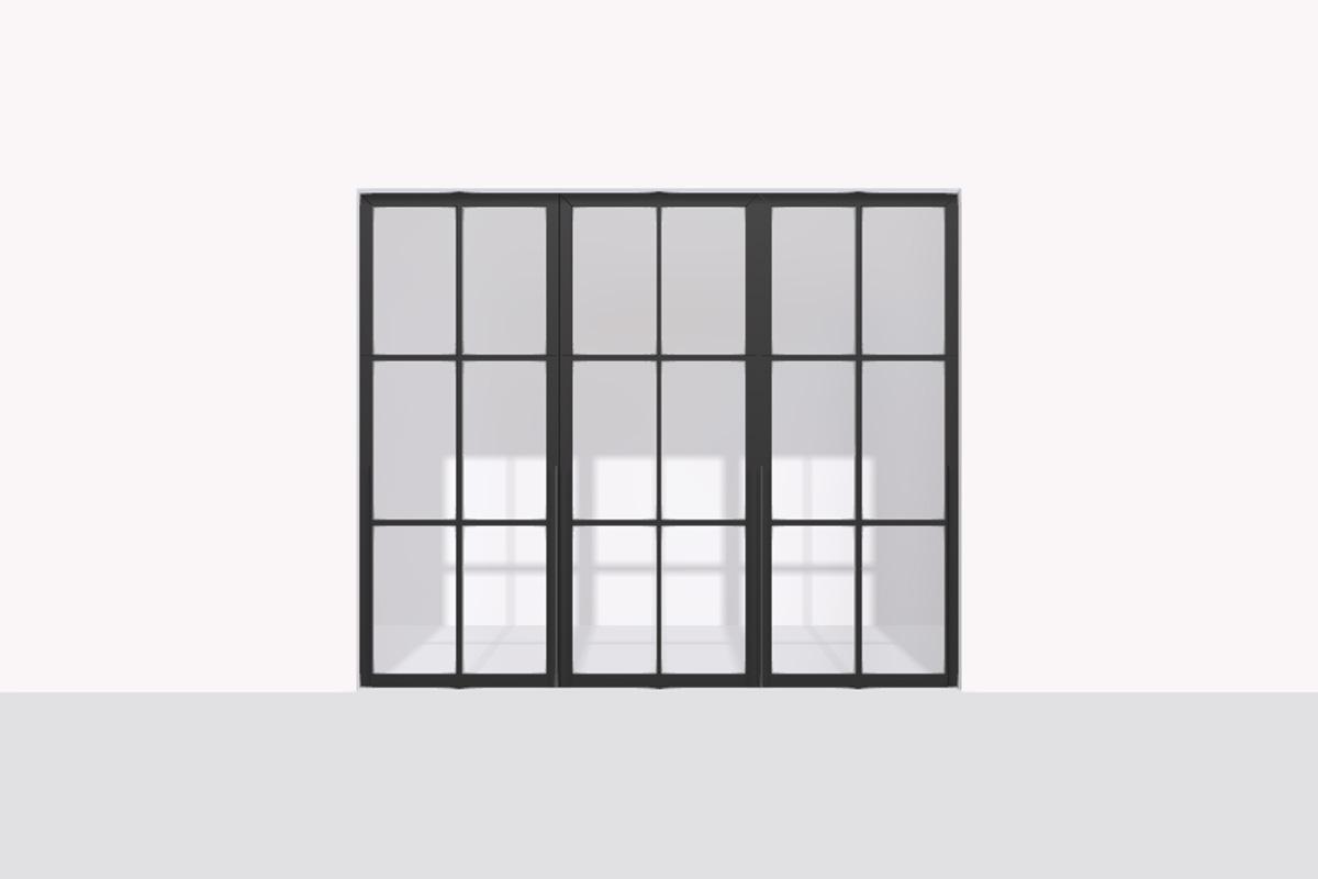 Loft Tür Preisbeispiel 3