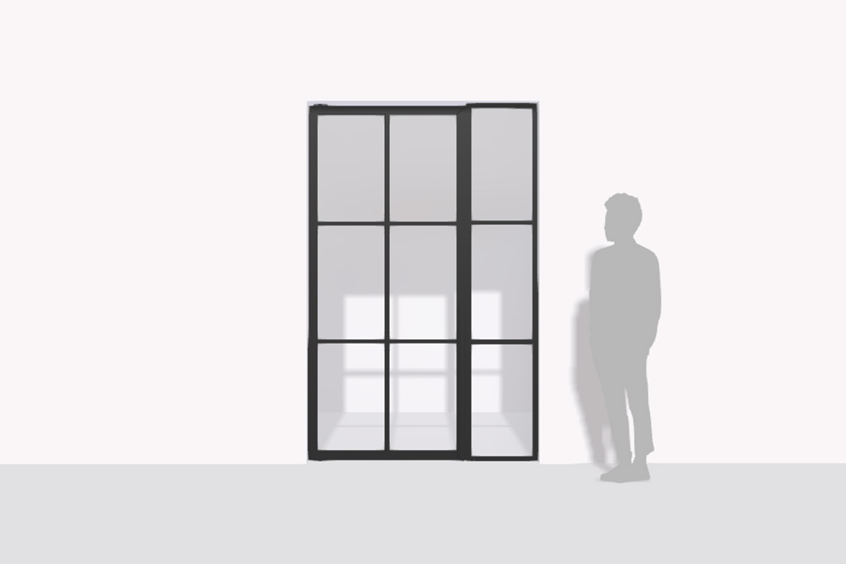 Loft-Tür Preisbeispiel 4